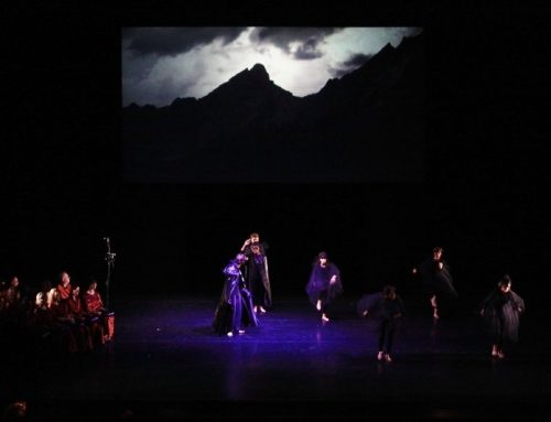 Fanes Poem Musical at the City Theatre of Bolzano video