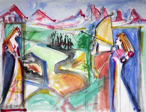 Rott: musica e arte
